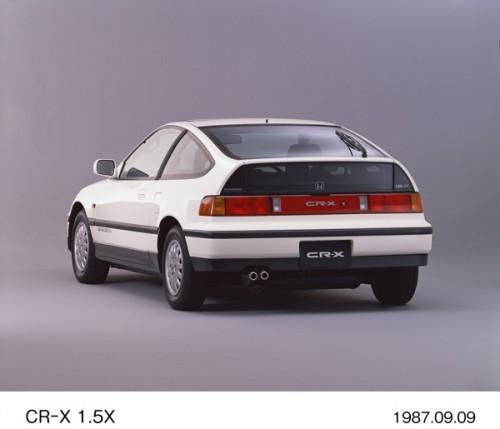 ホンダ CR-X 1.5X 2代目 1987年型 リア