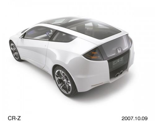 ホンダ CR-Z 初代 2007年 リア