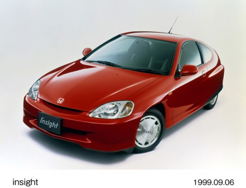 ホンダ インサイト 初代 1999年型