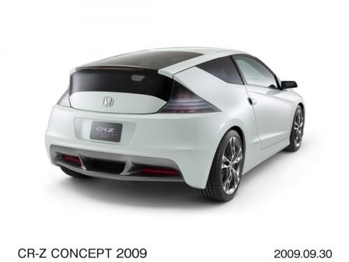 ホンダ CR-Z CONCEPT 2009 初代 リア
