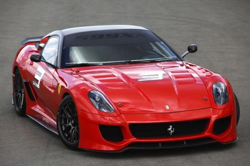 フェラーリ 599XX 2009-2013