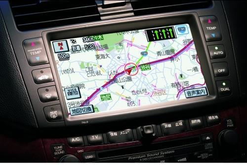 音声認識 Honda・DVDナビゲーションシステム 2003年