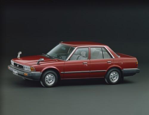 ホンダ アコード 1600 サルーン EX 1981年