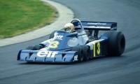 F1に6輪車が存在していた驚くほど合理的な理由 ティレル「P34」