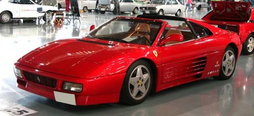 フェラーリ 348 TS 1989-1994