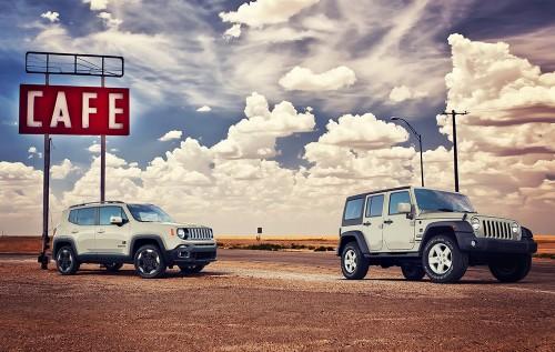 Jeep ジープ レネゲート 2015年型・Jeep ジープ ラングラー 2015年