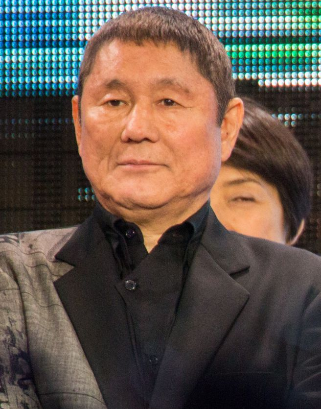 北野 武 Wikipedia 写真