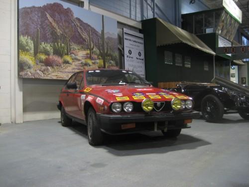 アルファロメオ GTV6 1982年