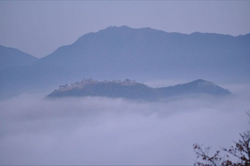 兵庫 立雲峡