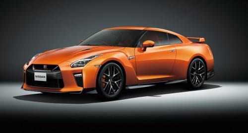 日産 GT-R MY17 Premium edition 2017年モデル
