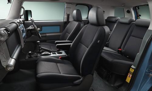 トヨタ FJクルーザー 2013年 内装