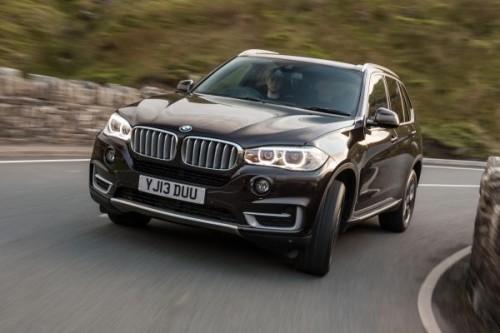 BMW X5 2014年
