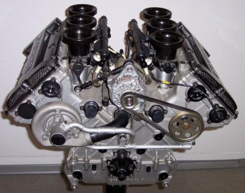 V型エンジン2