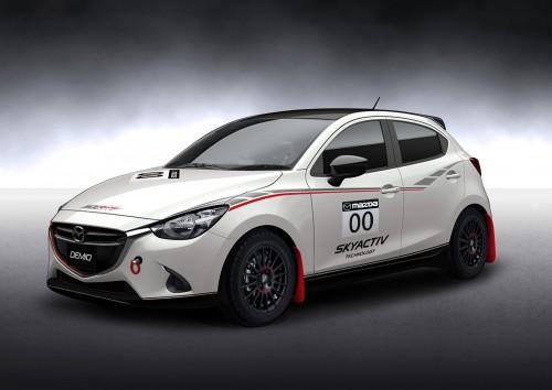 マツダ デミオ 15MB Racing Spec.(ラリー仕様) 2015年