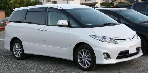 トヨタ エスティマ 3代目