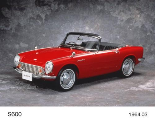 ホンダ S600 1964年型