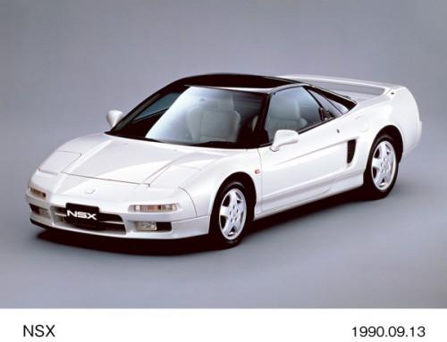 ホンダ NSX 初代 1990年型