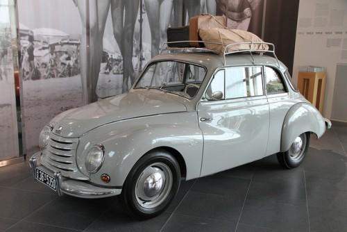 アウディ DKW ゾンダークラッセ 3=6 タイプ F91 1955年型