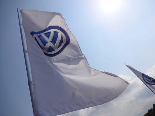 フォルクスワーゲン イメージ旗 2014年-