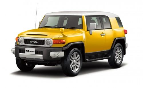 トヨタ FJクルーザー カラーパッケージ 2014年