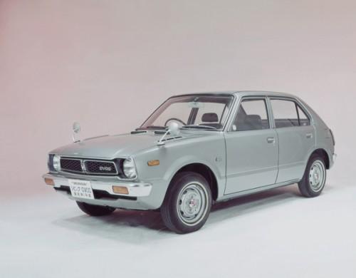 ホンダ シビック CVCC DX 初代 1973年型