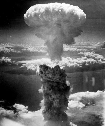 広島の原子雲