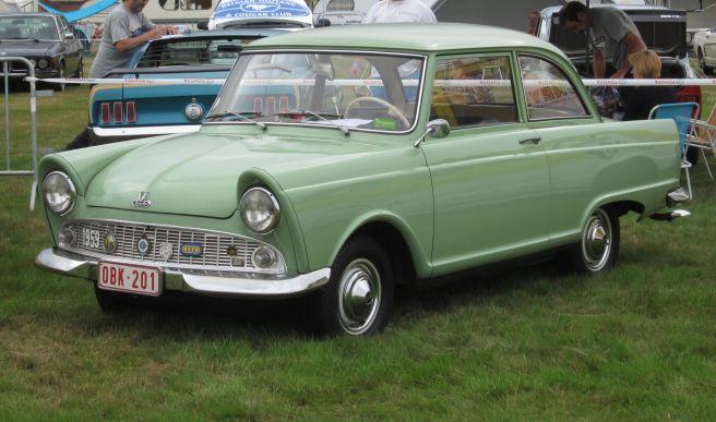 アウディ オウトユニオン DKW ジュニア 1959年型
