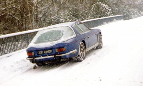 ジェンセン・FF 4WD