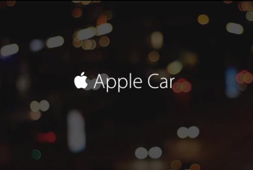 アップルカー Apple Car