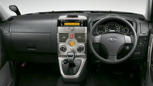 ダイハツ ビーゴ CX 2008年 インパネ