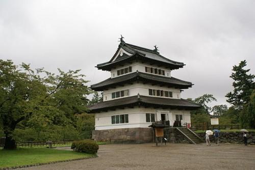 弘前城資料館