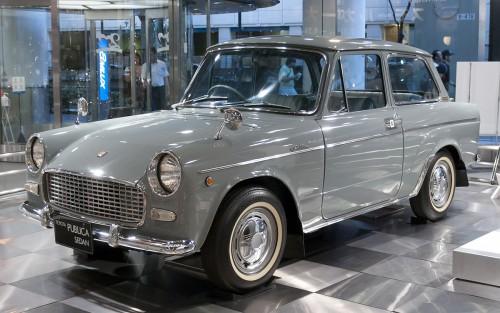 トヨタ パブリカ700デラックス 初代