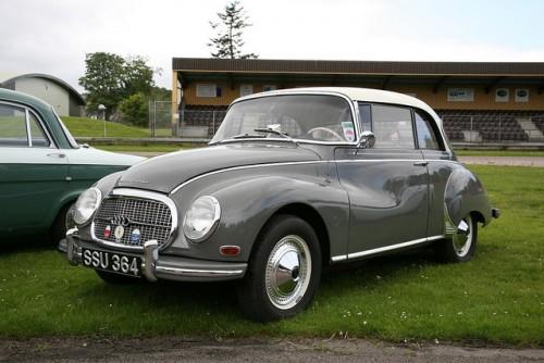 アウディ アウトウニオン 1000 1958年型