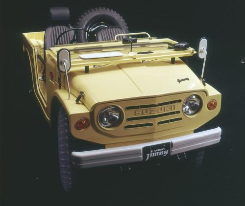 スズキ ジムニー 1970年型