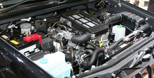 スズキ ジムニー 3代目 エンジン K6A型