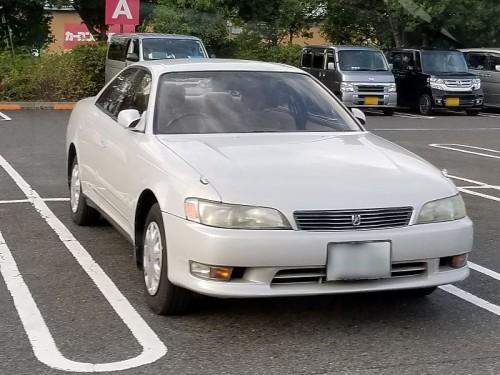 トヨタ マーク2 7代目