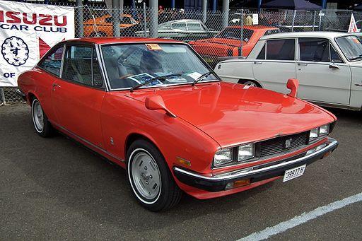 いすゞ 117 クーペ XT 第3期 1977-1981