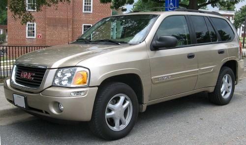 シボレー GMC エンヴォイ 2002-2007