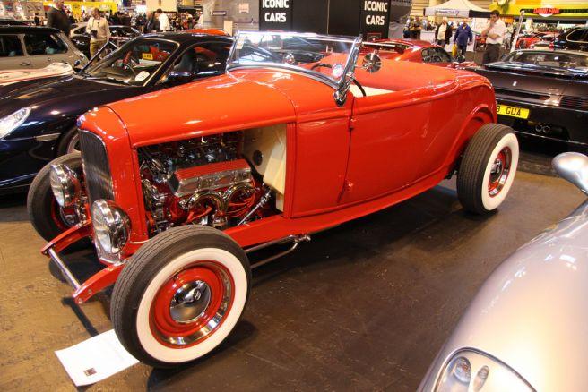 フォード デュースロードスター