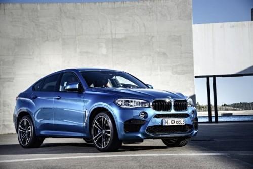 BMW X6 M 2014年型