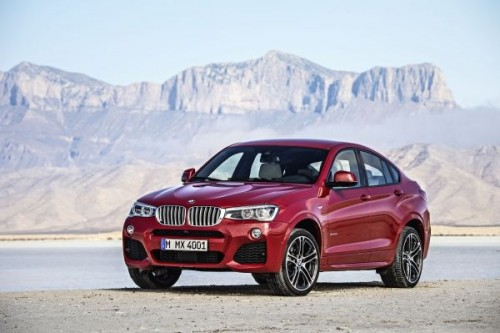 BMW X4 M スポーツ パッケージ 2014年型