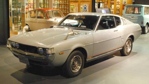 トヨタ セリカ リフトバック 2000GT