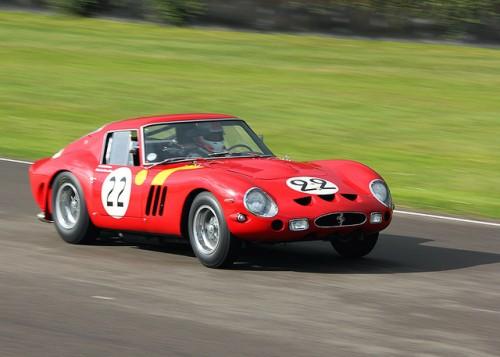 1962年型フェラーリ250 GTO