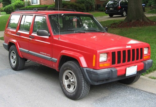 ジープ・チェロキー XJ 1997-2001