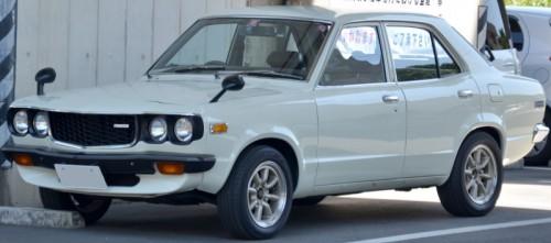 マツダ サバンナ RX-3 セダン