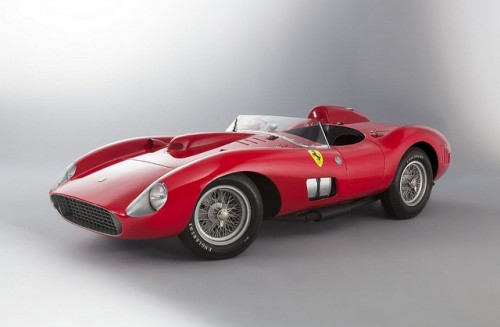 1957年製フェラーリ335 S スパイダー・スカリエッティ