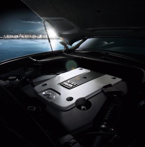 日産 フーガ Y51年型 エンジン