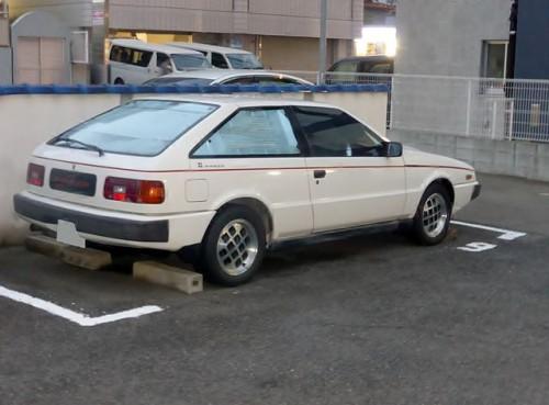 いすゞ ピアッツァ 1981年型