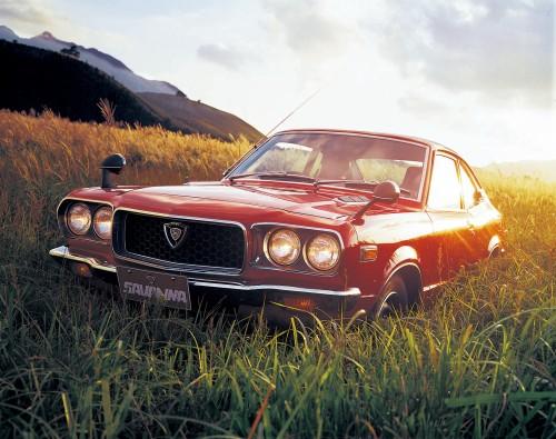 マツダ サバンナクーペ 1971年