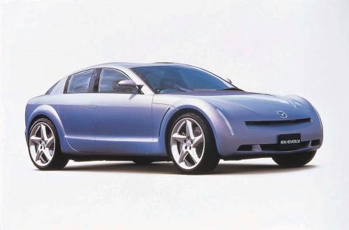 マツダ RX-EVOLV 1999年